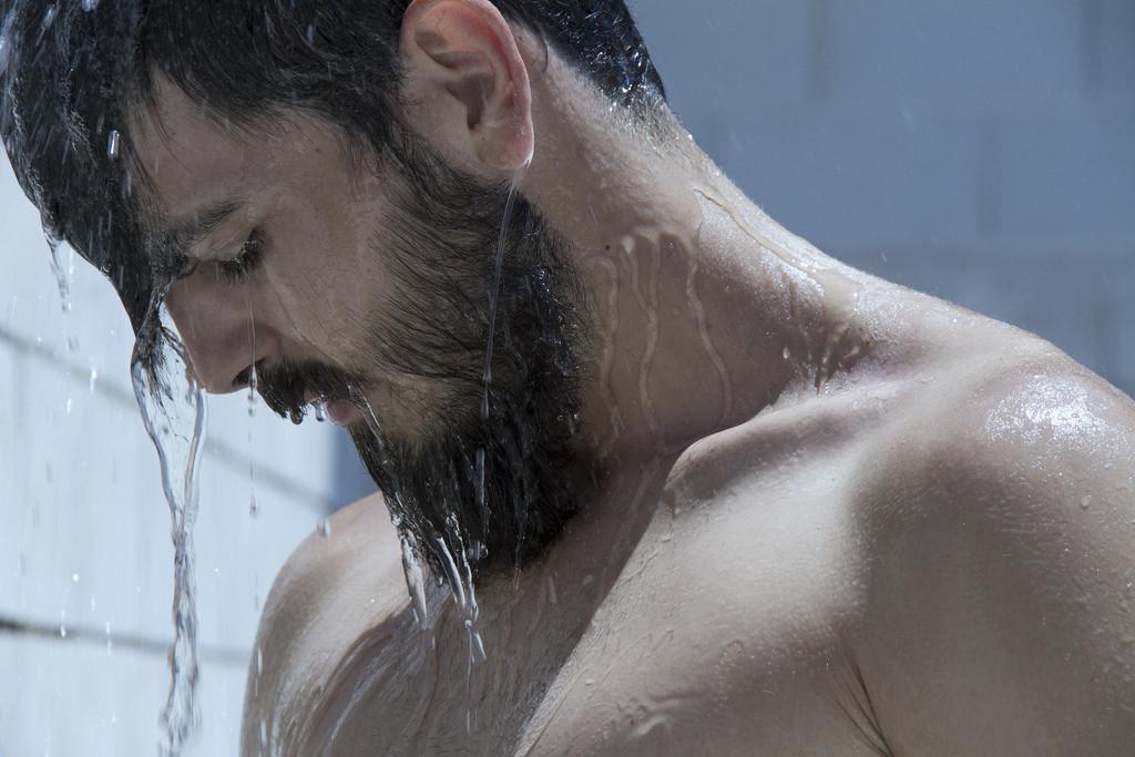 wet beard
