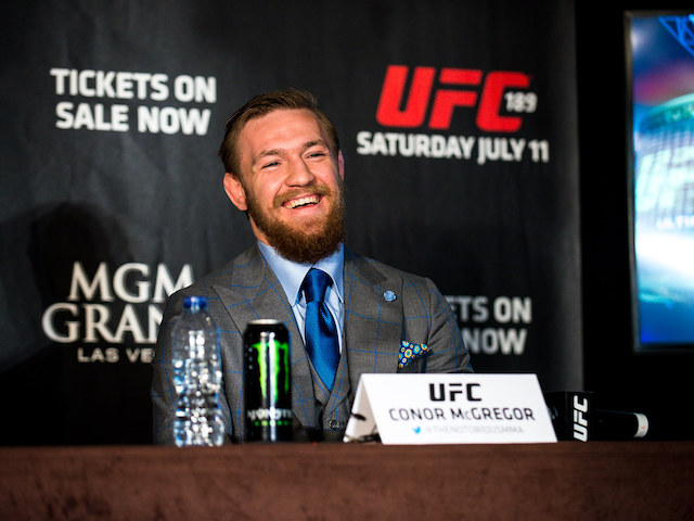 conor mcgregor beard