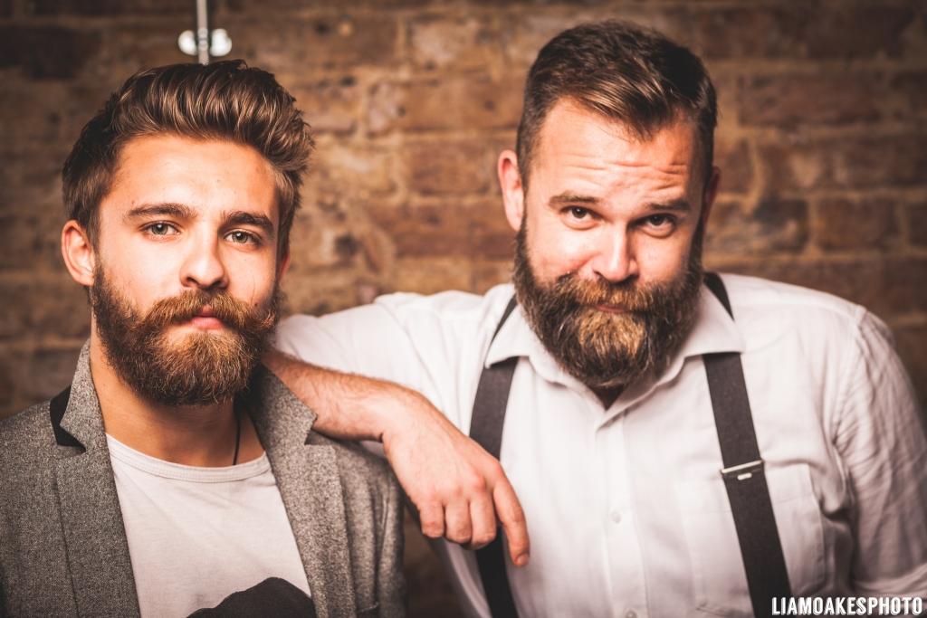 Luke and Rob Decembeard
