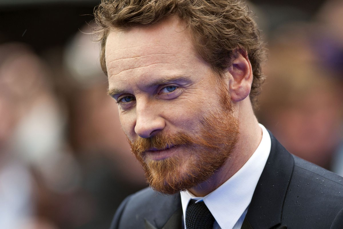 Michael Fassbender Source - http://www.lightmasterstudios.co.uk