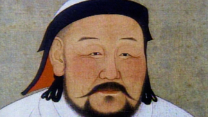 IMAGE: http://cp91279.biography.com/1000509261001/1000509261001_1477018906001_Bio-Notorious-A-Ruthless-Legacy-Genghis-Khan-SF.jpg