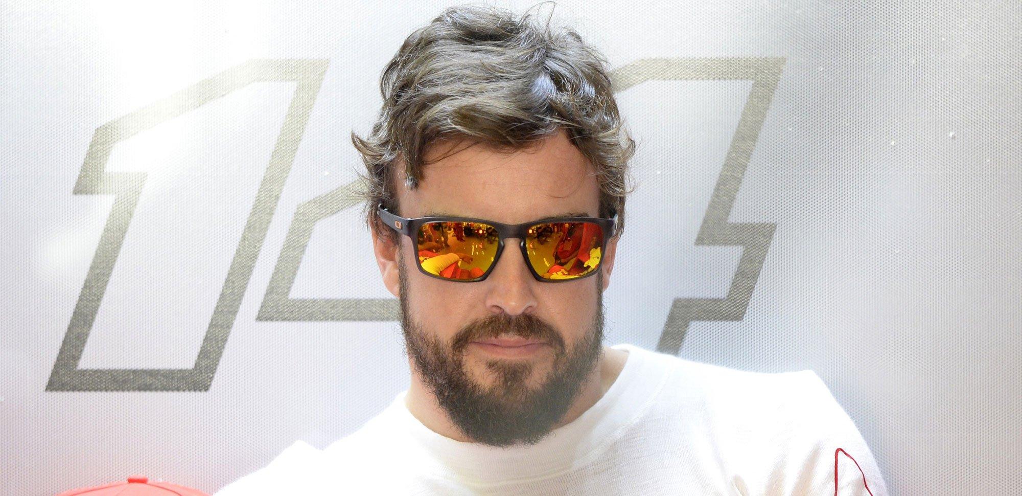Fernando Alonso Thebeardmag