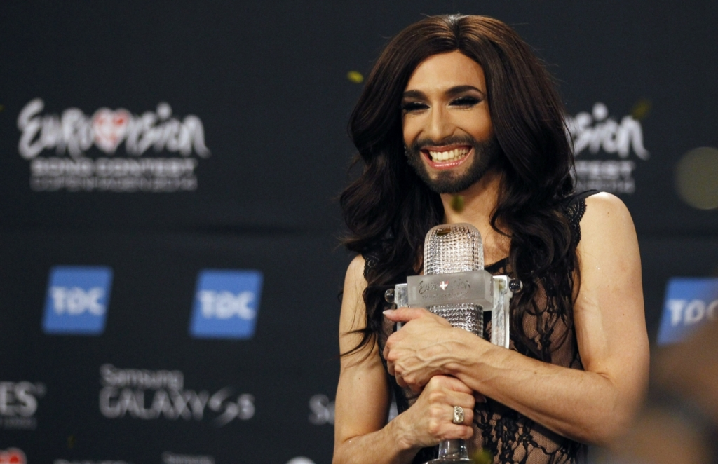 austrias-bearded-lady-conchita-wurst-wins-eurovision-2014