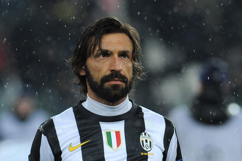 Magnificent Andrea Pirlo Thebeardmag Short Hairstyles Gunalazisus