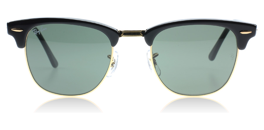 Ray-Ban 3016 Clubmaster Black
