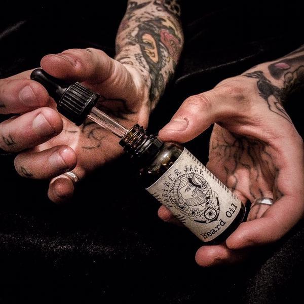 Mariner Jack Beard Oil