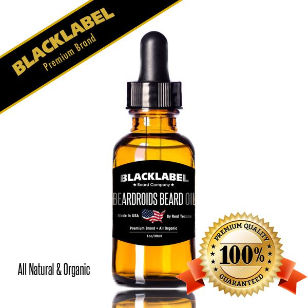 BlackLabel Beard Oil