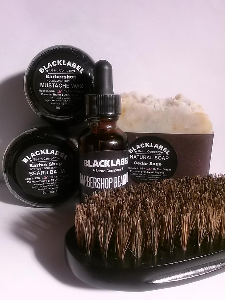 Ultimate Beard Maintenance Kit