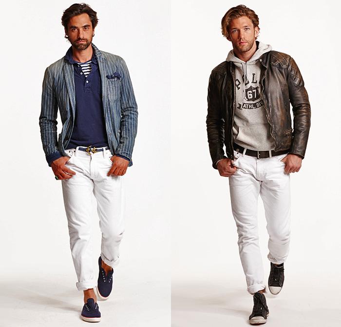 polo-ralph-lauren-black-purple-rrl-label-2015-spring-summer-mens-denim-jeans-blazer-suit-jacket-nautical-biker-flowers-leaves-plaid-patchwork-checks-02x