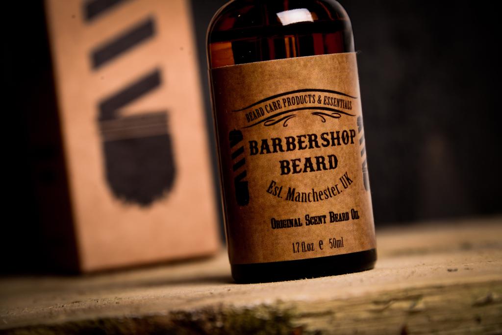 Barbershop Beard