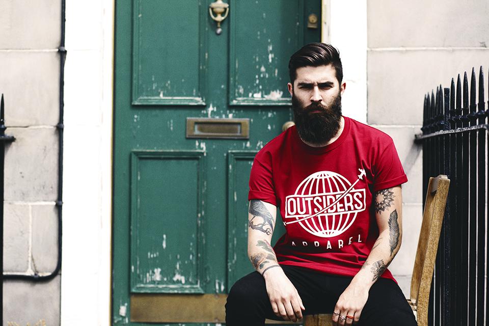 Chris Millington - Outsiders Apparel