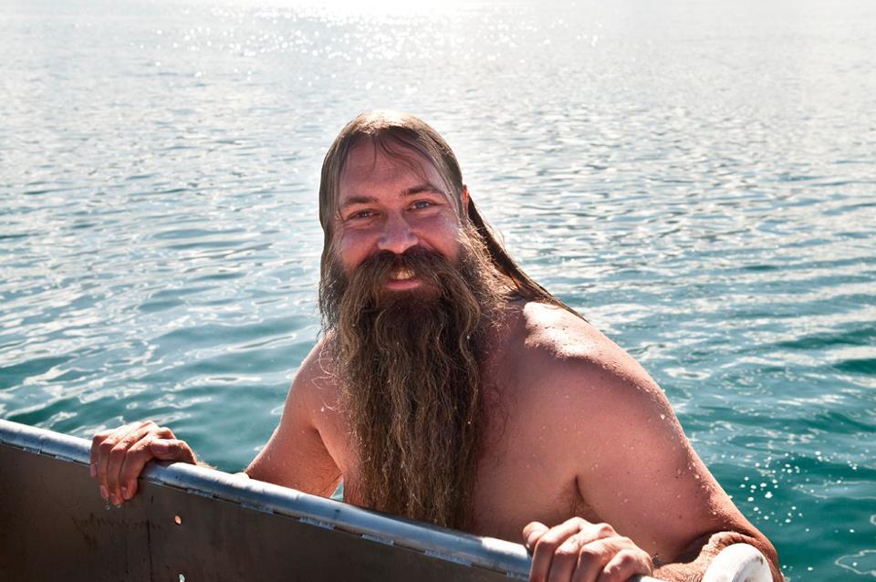 Beach Beard