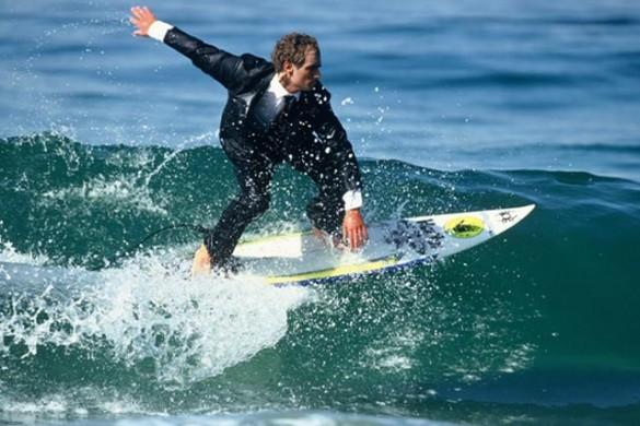 Surfer-suit