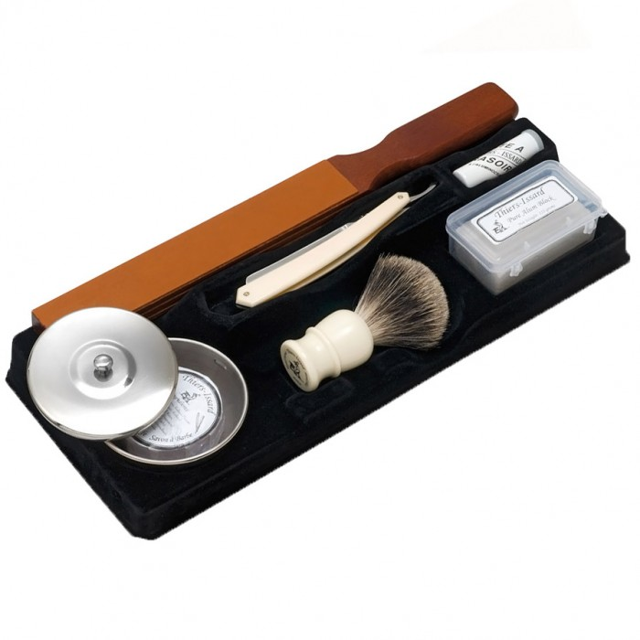 Thiers-Issard Straight Razor Beginner Kit