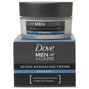 ULTRA HYDRATING CREAM - DOVEMEN+CARE