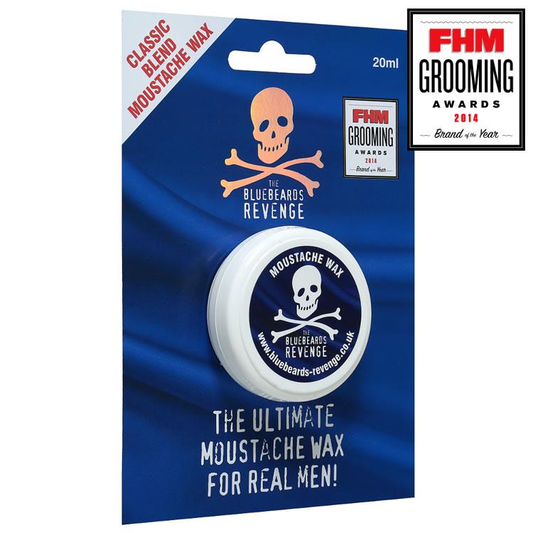 The Bluebeards Revenge 'Classic Blend' Moustache Wax