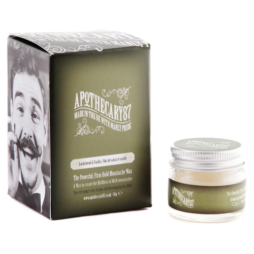 Apothecary 87 The Powerful Moustache Wax