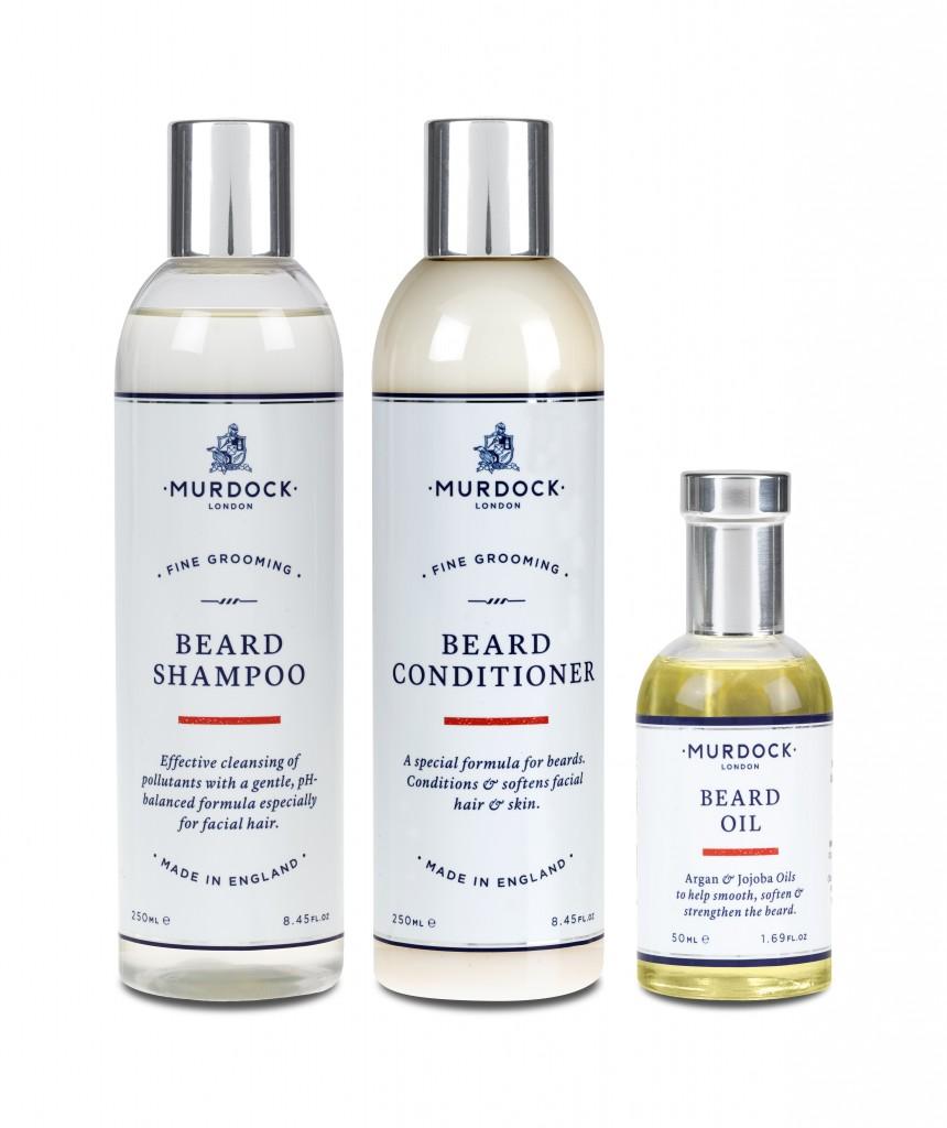 Murdock Beard Products