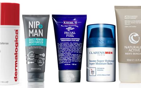 mens moisturisers