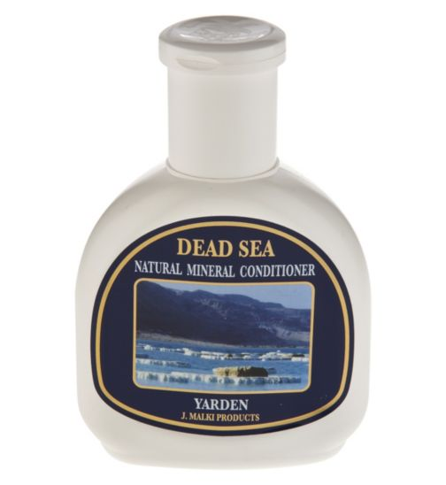 Dead Sea Natural Mineral Conditioner - £8.29