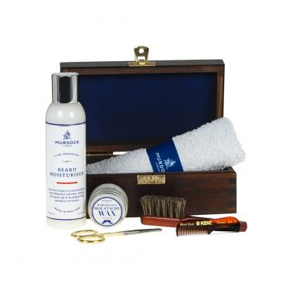 THE MARVELLOUS BEARD & MOUSTACHE BOX