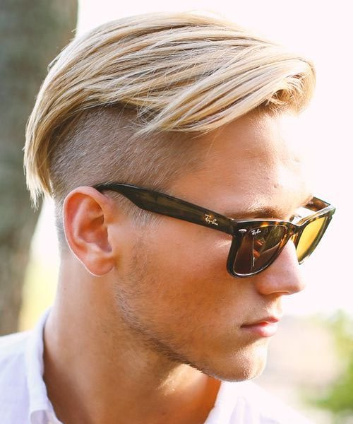 Men's Hairstyle Trends 2016