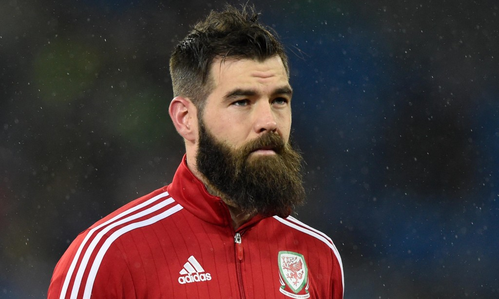 Joe Ledley Beard