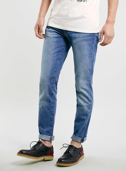 Mens Levi's Blue 511 Slim Fit Harbour Jeans*, Blue