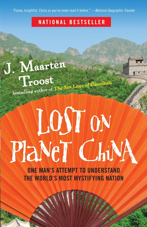 lost on planet china book cover