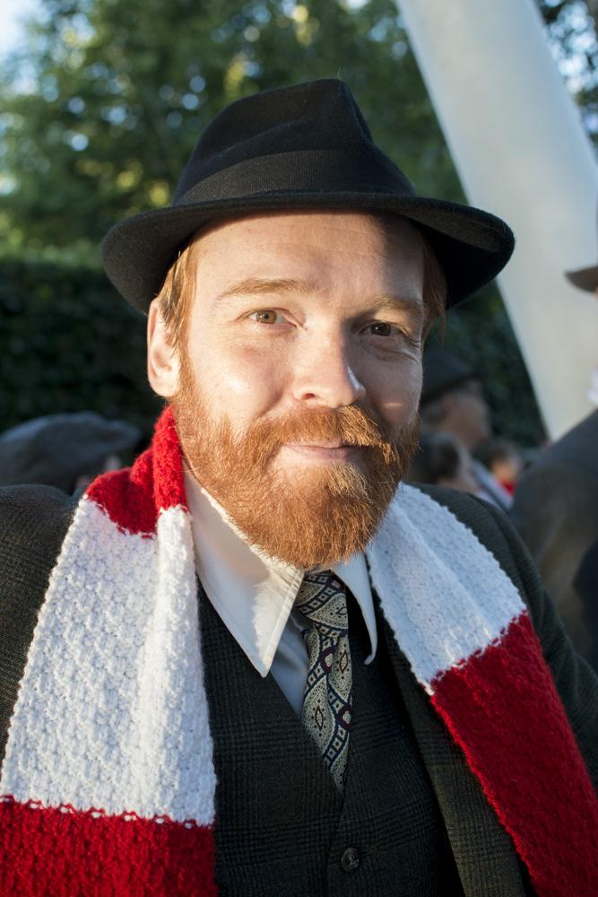 Goodwood Revival Beard