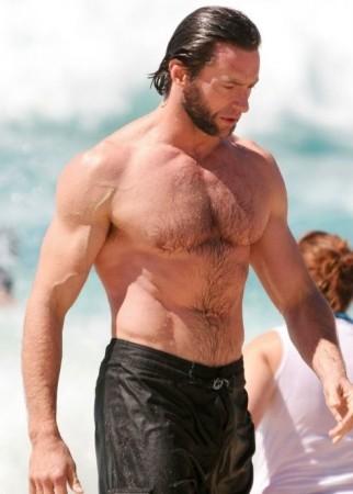 Gentleman on the beach