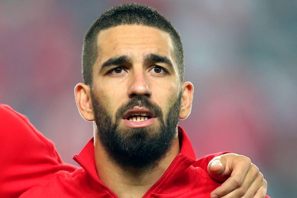 Arda Turan Beard