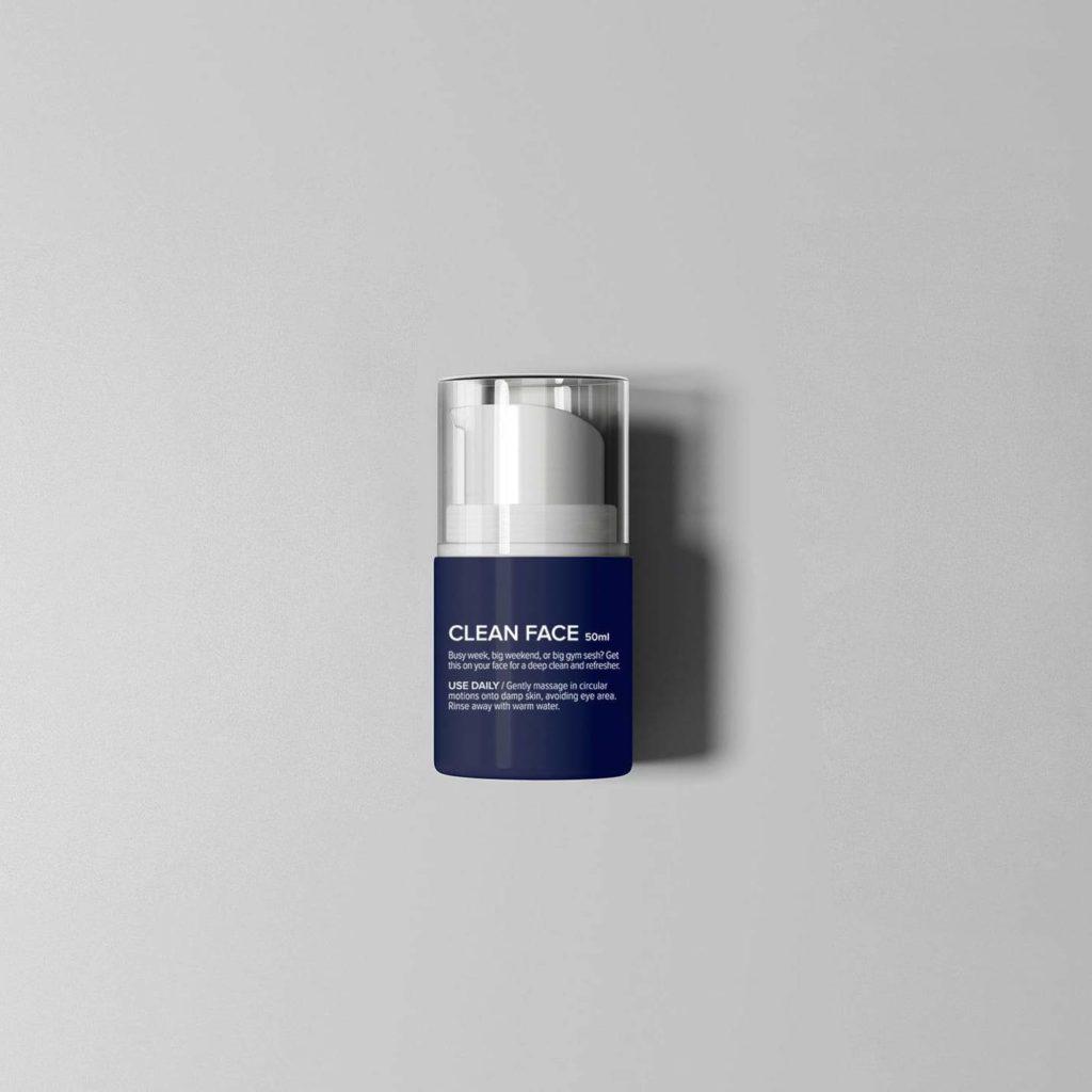 the daily mens moisturiser
