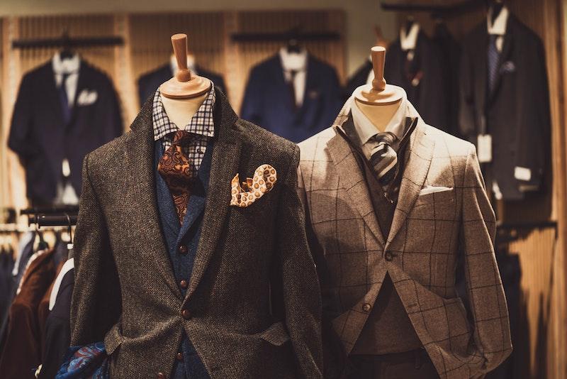 Mens fashion fall 2021