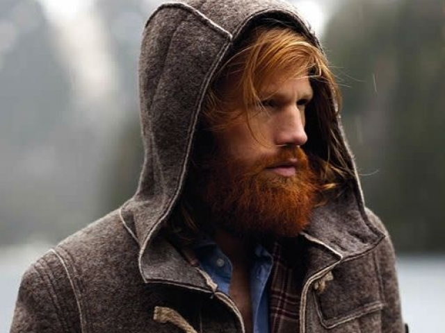 beard coat