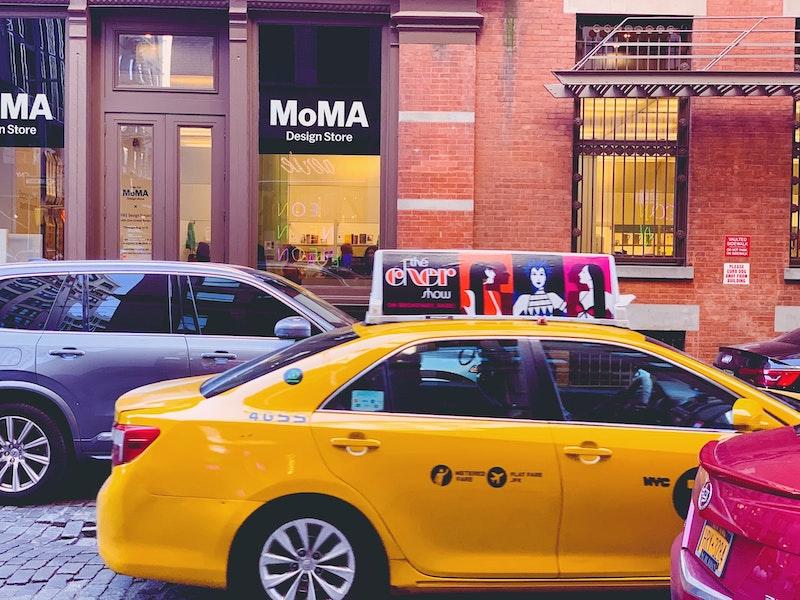 Sightseeing Manhattan