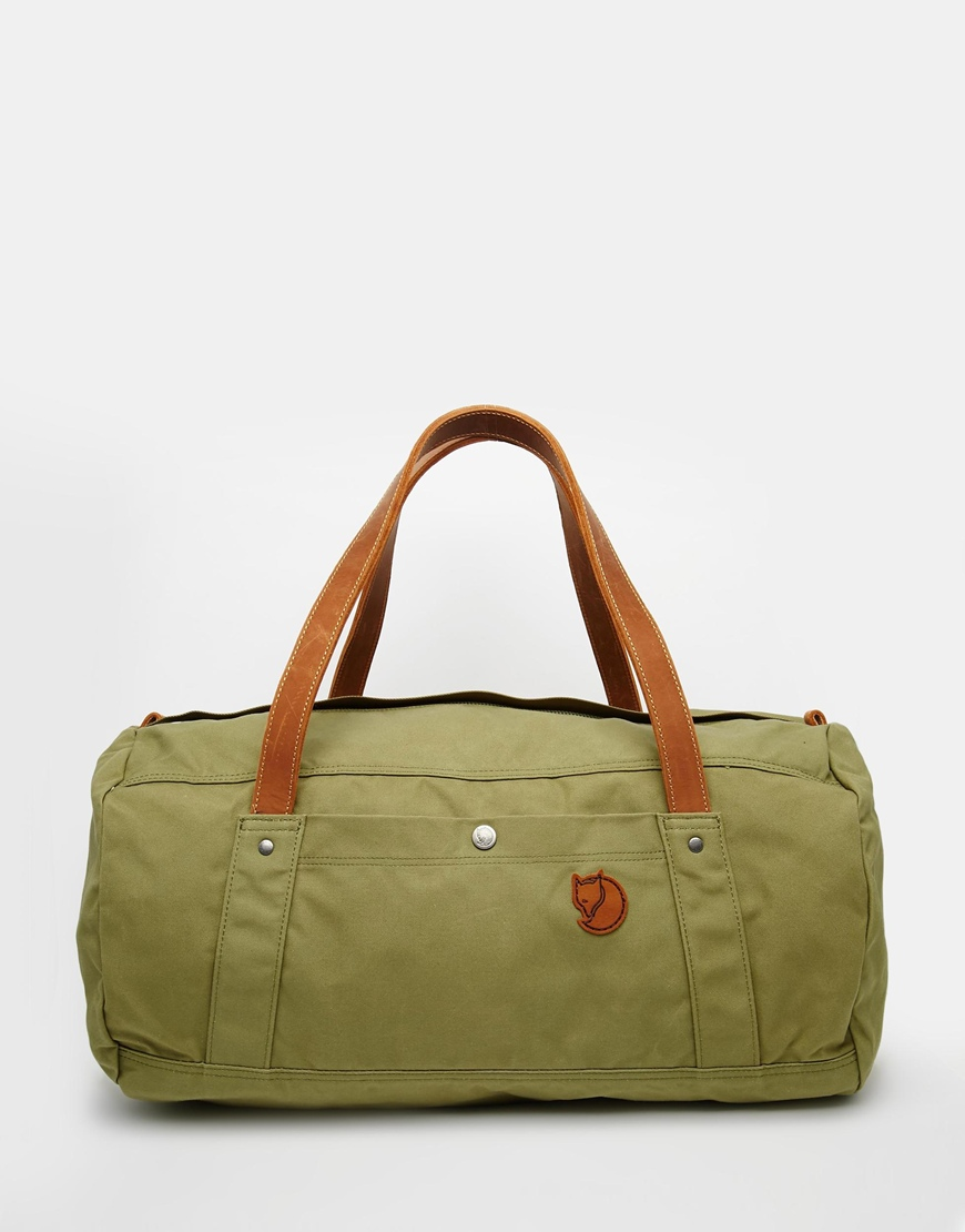 Fjallraven No.4 Duffle Bag 30L