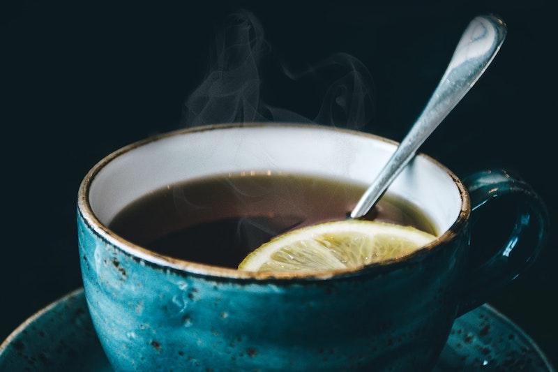 Tea to sleep better
