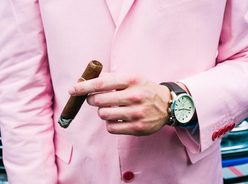 Pastel Men's Fashion