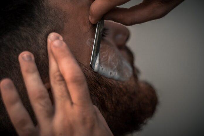 Shaving Beard Summer