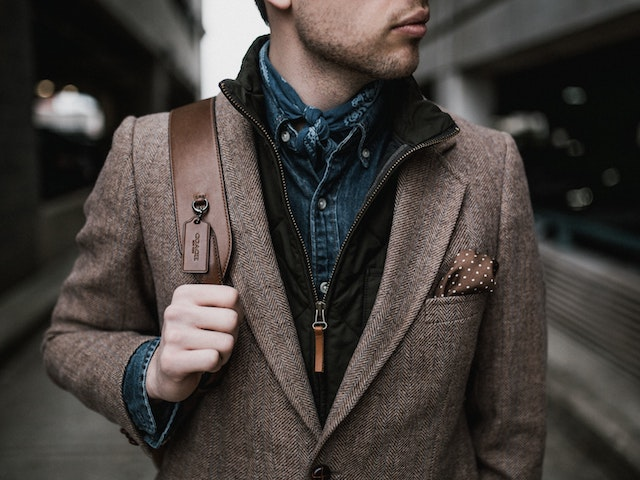 stylish classy man