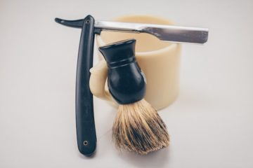 traditional shaving products