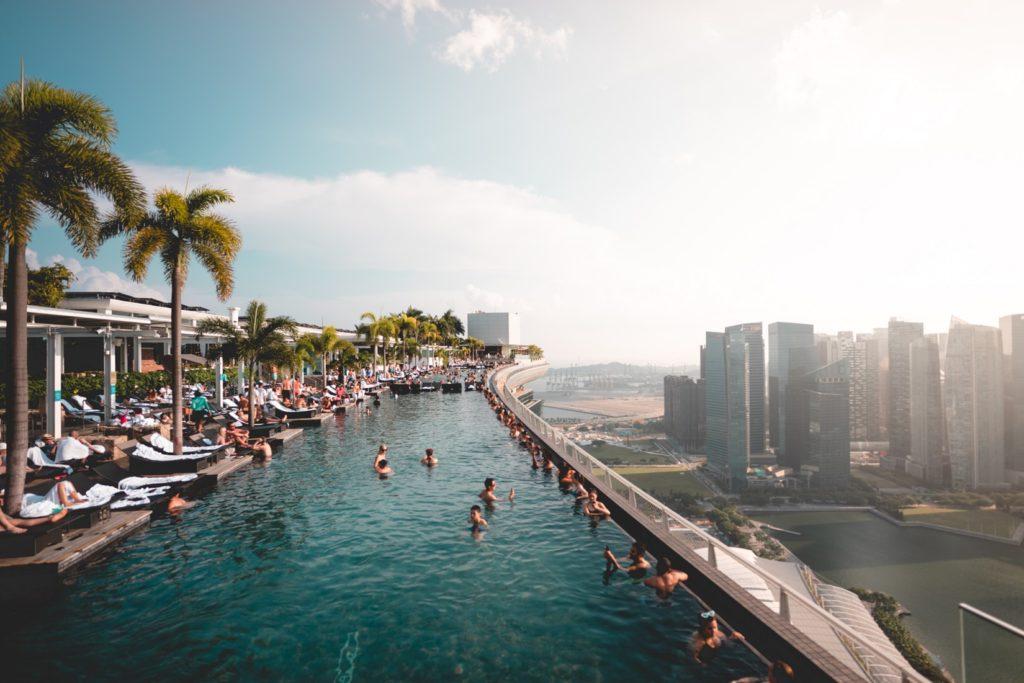 infinity pool singapore
