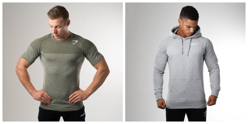 Gymshark clothes