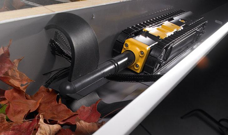 robotic gutter cleaner