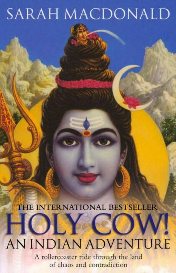 holy cow an indian adventure book cover