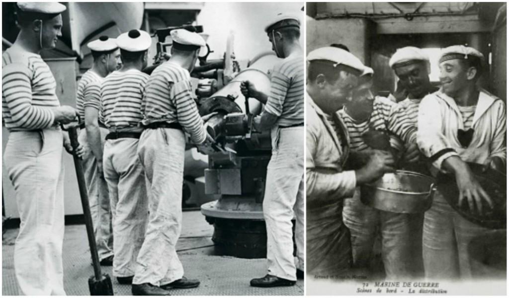 sailors breton shirt men