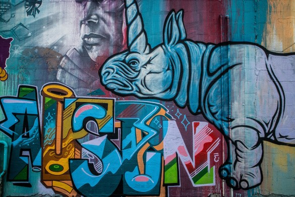 austin texas mural