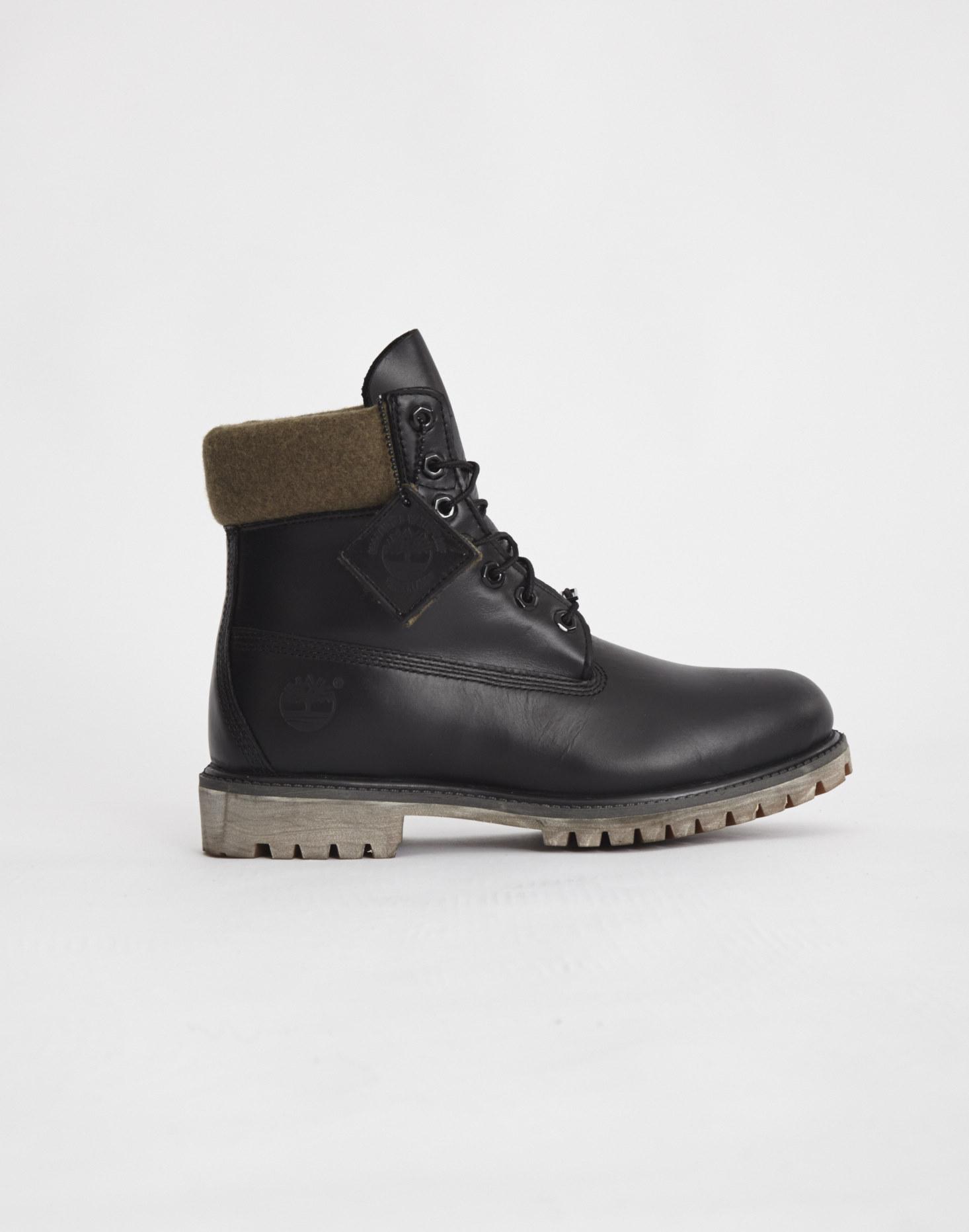 timberland icon 6 quot premium boot black thebeardmag